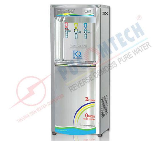 Máy nước uống Pucomtech CAH3UV 3 vòi nóng lạnh nguội