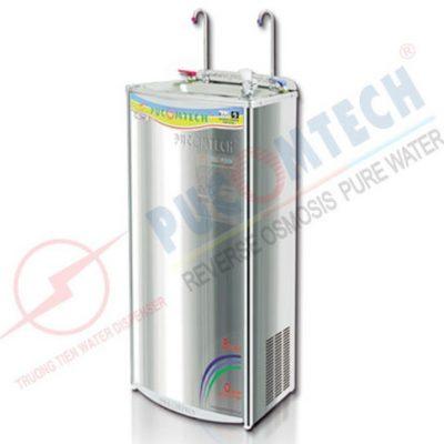Máy nước uống Pucomtech TT012 2 vòi nóng lạnh
