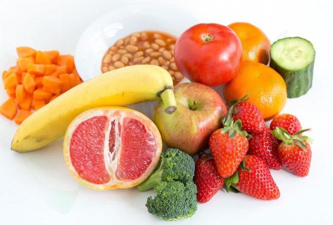 Ăn trái cây là cách bổ sung nước mỗi ngày tốt nhất