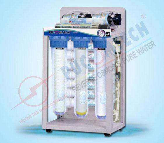 Bộ lọc nước sinh hoạt gia đình pucomtech CL100RO