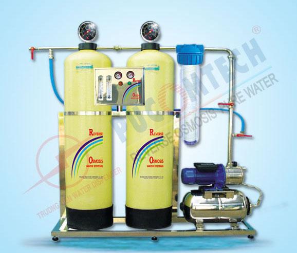Hệ thống xử lý nước sinh hoạt gia đình C700CPS