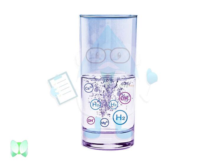 Hình ảnh nước uống ion kiềm