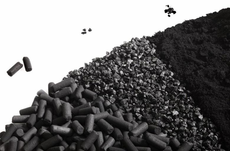 Các loại carbon hoạt tính trên thị trường
