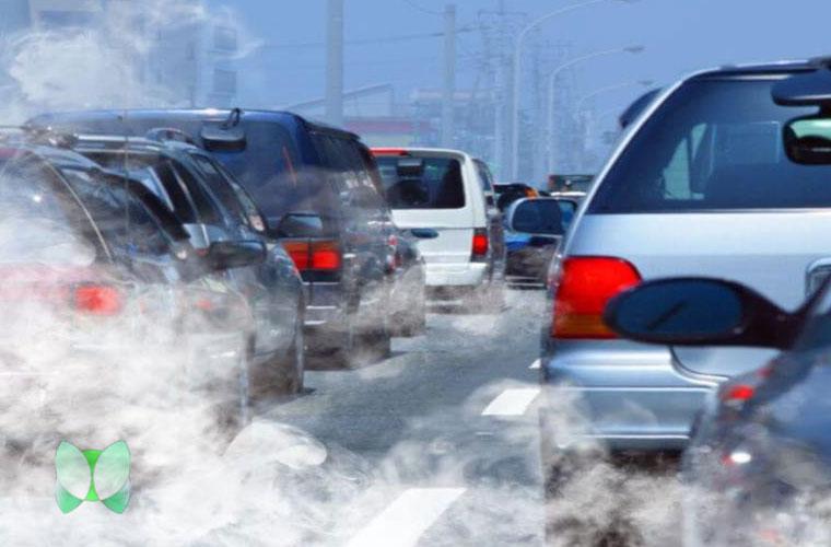 Khí thải từ các thành phố lớn