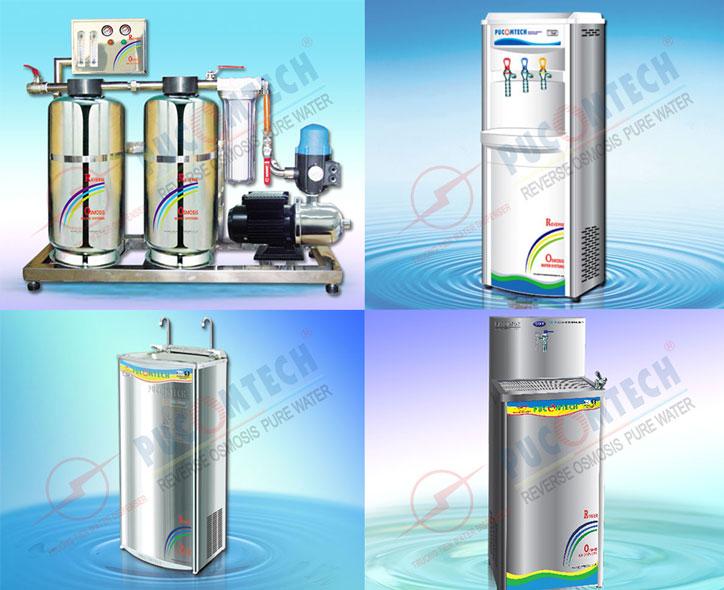Máy lọc nước hãng Pucomtech