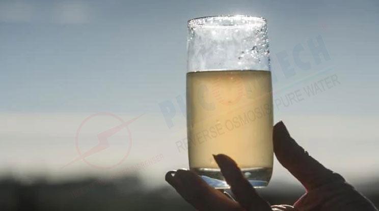 Nguồn nước bạn sử dụng có thật sự sạch?