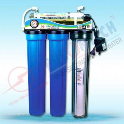 Bộ lọc nước sinh hoạt PU3UV